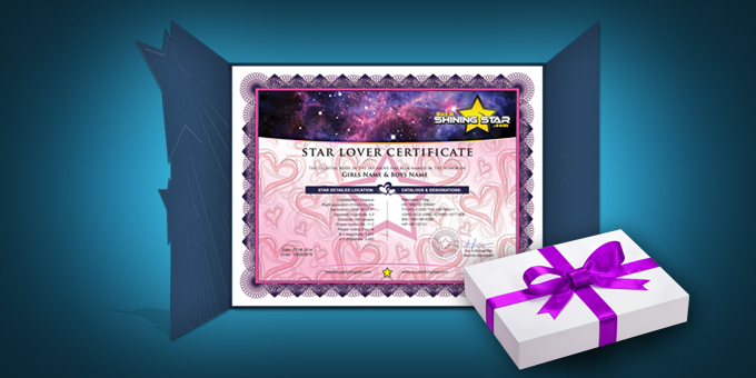 Premium shiningstar Gift Package