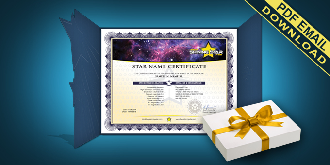 Deluxe shiningstar Gift Package